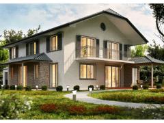 Exterior Home Design 3D