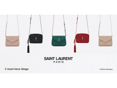 圖片編輯-Saint Laurent Paris