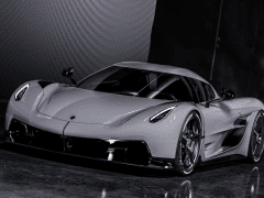 Neil Haboush | Koenigsegg Gemera Jesko Absolut