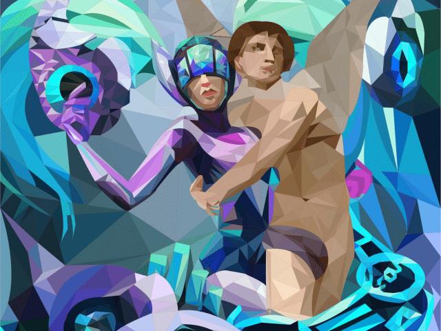 PolygonArt(2016/05/17)
