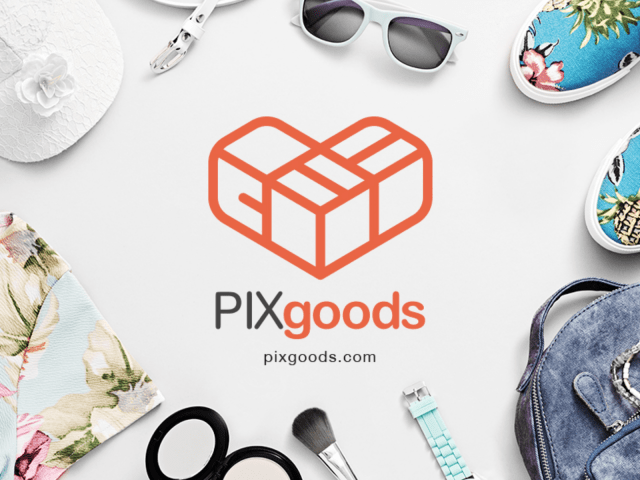 PIXgoods - Corporate identity design
