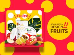 Fruits!水果茶精選─社群平台設計