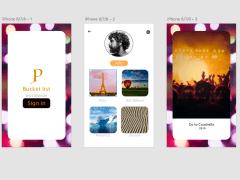 Adobe xd app design