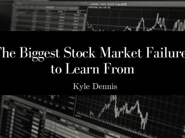 The Biggest Stock Market Failures to Learn From