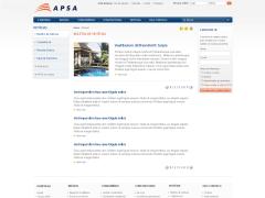 APSA pages