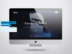Fellow Robots Website