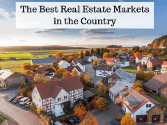 The Best Real Estate Markets in the Country