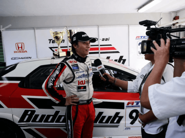The Interviewed Taiwanese Racer