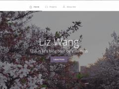 個人部落格網站