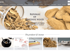【UX網站企劃】香料木貿易網B2B開發企劃