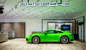 Porsche Taiwan work environment photo