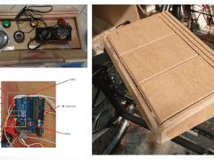 簡易木工配線及簡易程式撰寫