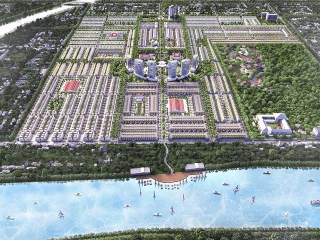 Dự Án Đất Nền Đô Thị Stella Mega City Cần Thơ