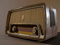 3D硬表面建模 Radio