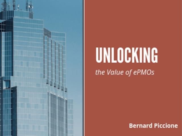 Bernard Piccione | Unlocking the Value of ePMOs