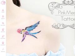 粉紅喵刺青網站建置