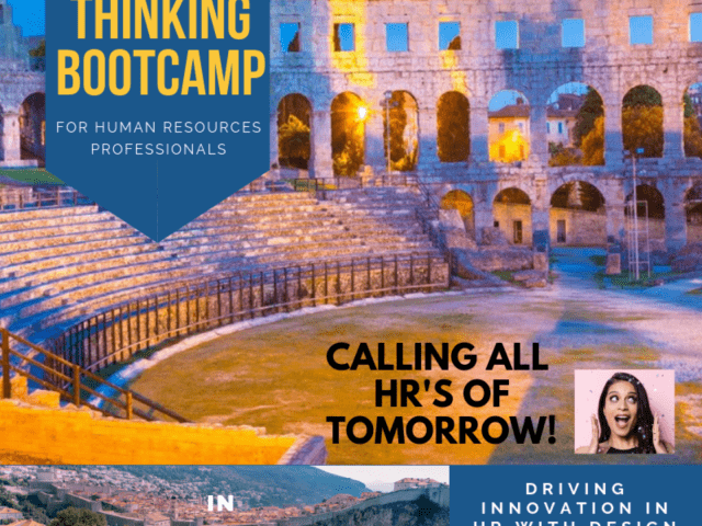 Design Thinking Bootcamp in Croatia
