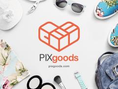 PIXgoods - Corporate identity design