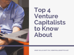Top 4 Venture Capitalists to Know About