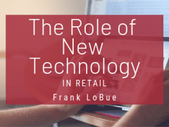 The Role of New Technology in Retail