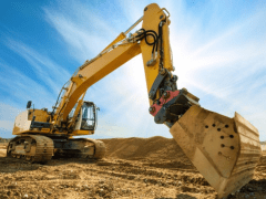 Earthmoving Equipment Australia - Types and Uses