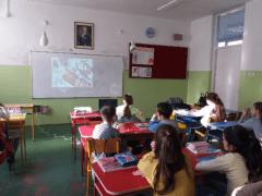 Презентације ученика на часовима француског језика