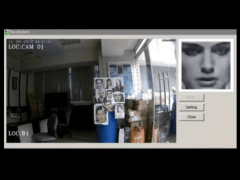 facedetect IP camera管理系統  - 人臉辨識系統整合