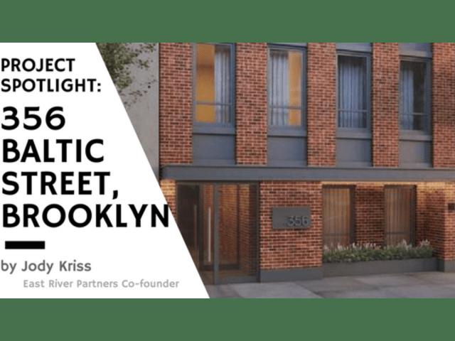 PROJECT SPOTLIGHT: 356 Baltic Street, Brooklyn