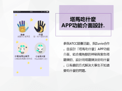 ATCC商業競賽合作_APP功能介面設計