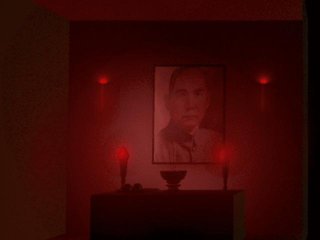 神桌(2017/12/17)