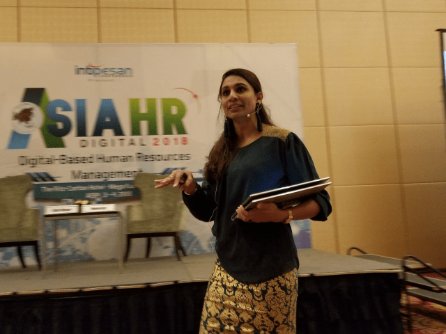 Asia HR Digital 2018 - Jakarta