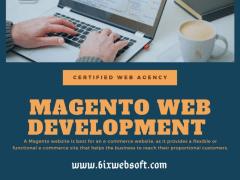 Magento Development Company India- e-Commerce Webs