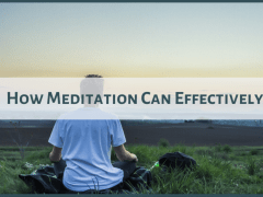 Alex Lucio on How Meditation Can Effectively Treat