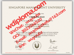 Fake diploma from Singapore management university