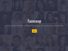 Faceswap大家來換臉!