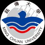 銘傳大學 logo