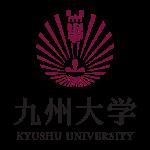Kyushu University logo