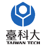 National Taiwan University of Science and Technology  logo