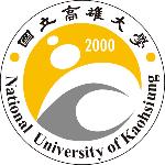 國立高雄大學 logo