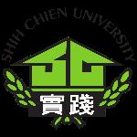 實踐大學 logo