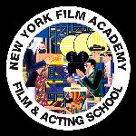 紐約電影學院 logo