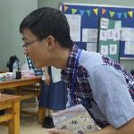 國中數學家教 logo
