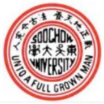 東吳大學 logo