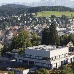 St. Gallen University logo