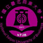 臺北商業大學 logo