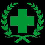 國立臺北護理健康大學 logo