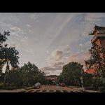 金門大學 logo