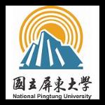 國立屏東大學 logo