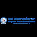 Sai Matriculation Higher Secondary School logo