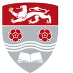 英國蘭卡斯特大學 logo